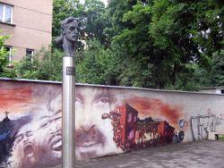 Statua di Zappa