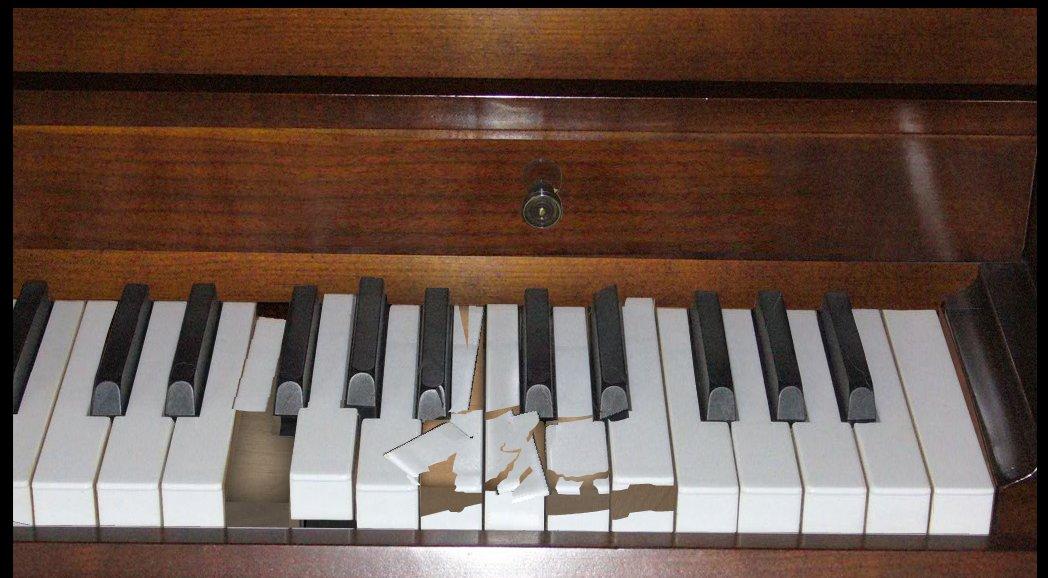 interactive crappy piano