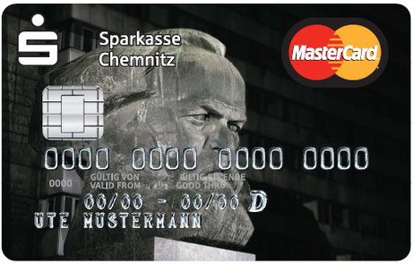 Karl Marx Credit Card
