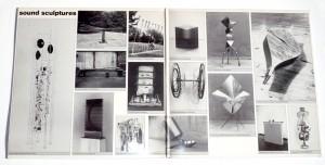 sound sculptures